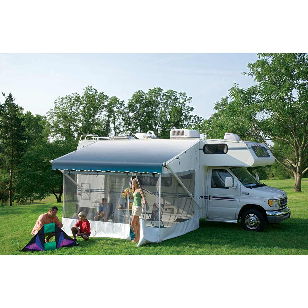 shatex rv products compelete kits com screen awning shade hgmart