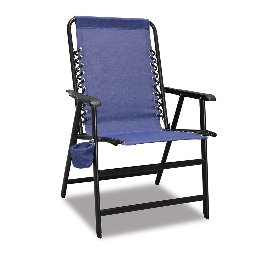 Xl Suspension Folding Chair Blue Caravan Canopy