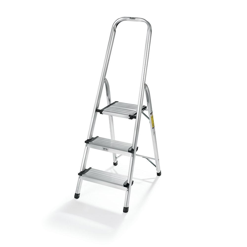 3 Step Ultralight Ladder Polder Products Llc Ldr 3500