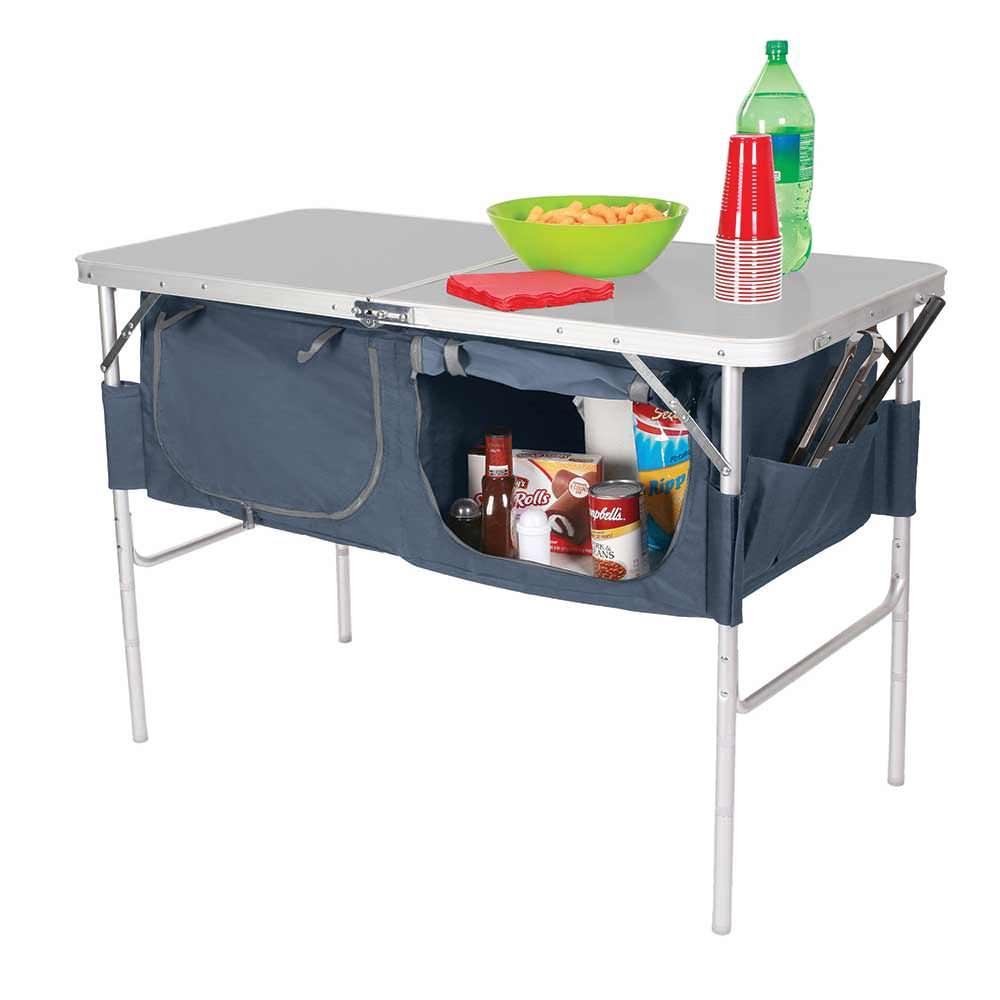 Fold In Half Round Table Folding Tables Camping World