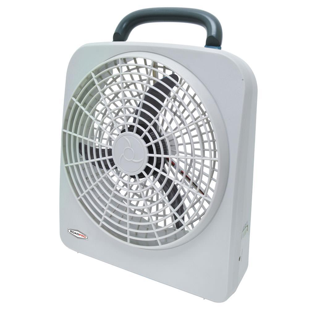 indoor outdoor dual power fan 12 volt ebay. Black Bedroom Furniture Sets. Home Design Ideas