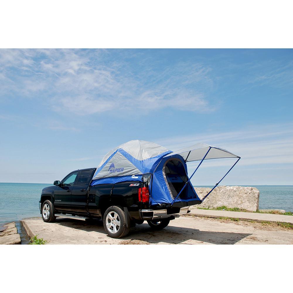 sportz truck tent compact short bed napier enterprises. Black Bedroom Furniture Sets. Home Design Ideas