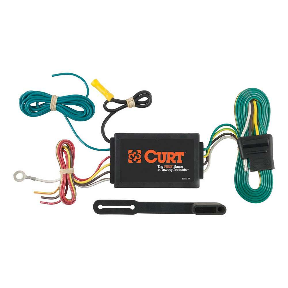 3 wire to 2 wire Tail Light Converter - Curt Manufacturing 56190 ...