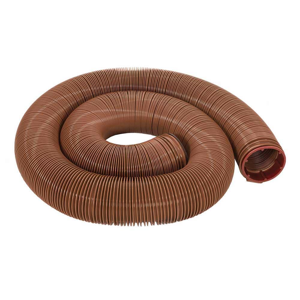 Valterra EZ Flush Heavy-duty Sewer Hose, 10\'L - Valterra D04-0012 ...
