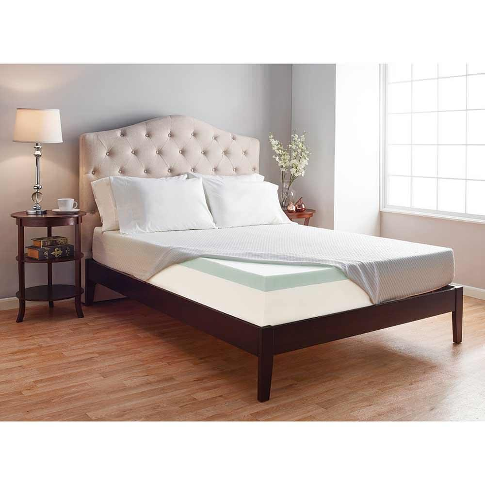 Serene Performance Foam Rv Mattress Short Queen 59 1 2 X 74 1 2 Carpenter 31374561576