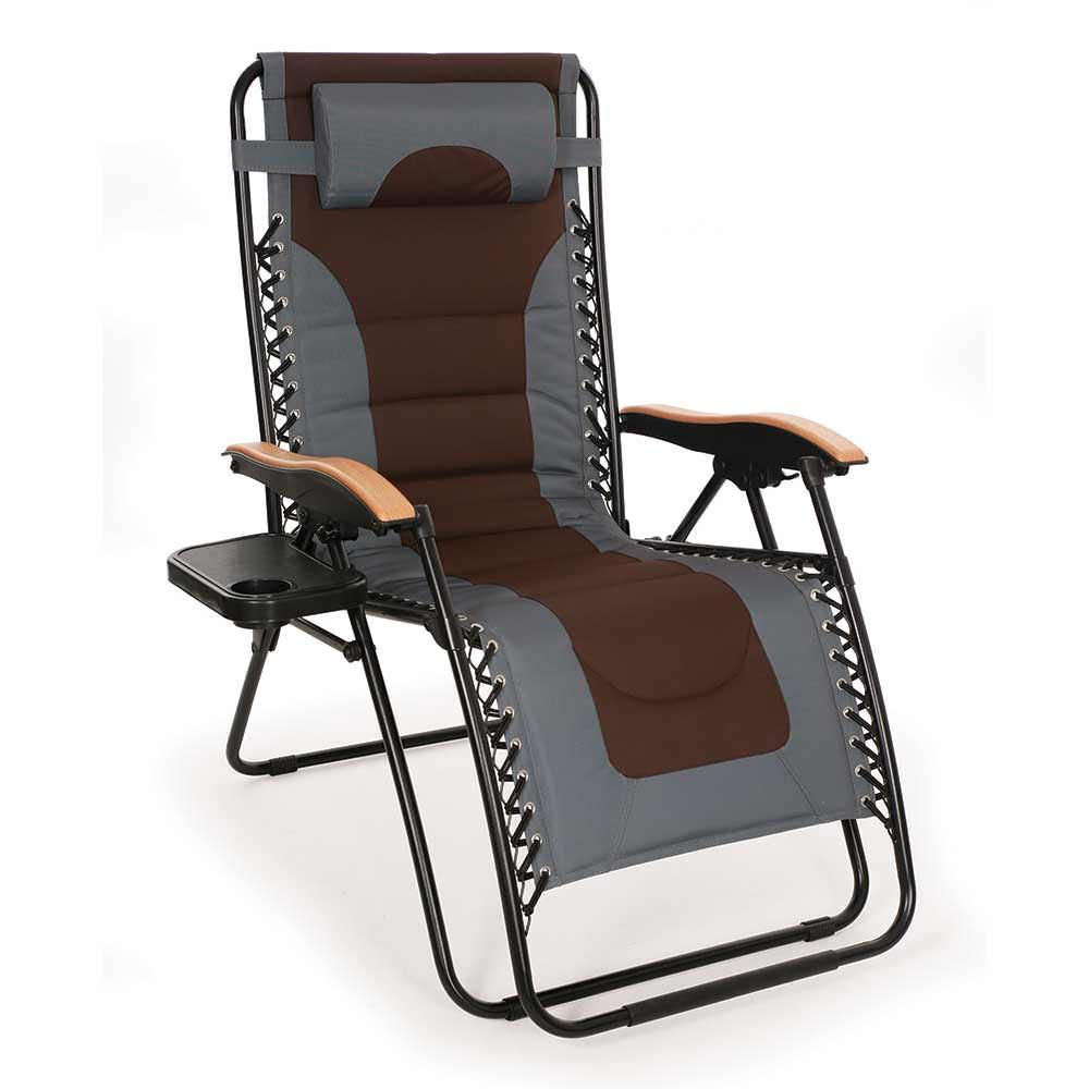 ... XL Deluxe Zero Gravity Recliner ...  sc 1 st  C&ing World & XL Deluxe Zero Gravity Recliner - Cocam Intu0027l Enterprises Ltd ... islam-shia.org