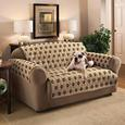 Paw Print Furniture Protector, Loveseat, Seat Width- 46