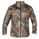 Realtree Men's Full Zip Microfleece Jacket, Large