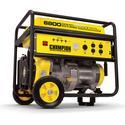 Champion 5500 Watt Portable Generator with Wheel Kit