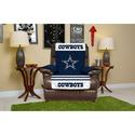 NFL Cowboys Recliner Cover