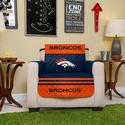 NFL Broncos Chair Cover