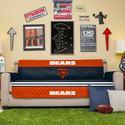 NFL Bears Sofa Cover