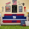 NFL Giants Sofa Cover