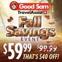 1 year of Good Sam TravelAssist