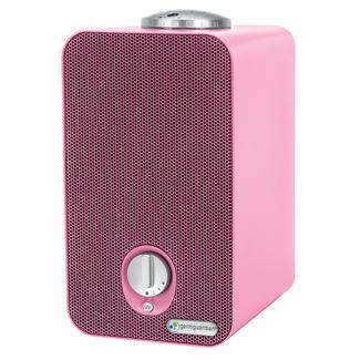 GermGuardian 4-in-1 Table Top Night-Night Air Purifier with Kid's Projector, Pink