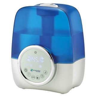 PureGuardian 100-Hour Ultrasonic Cool Mist Humidifier with Digital Smart Mist Sensor, 1.5 Gallons