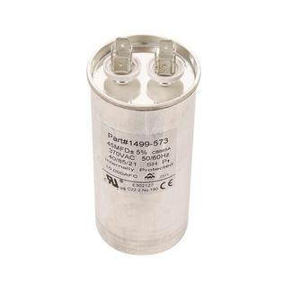 Capacitor, Fan/Run (45 Mfd, 370 VAC, 50-60 Hz)
