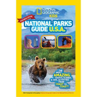 National Geographic Kids National Parks Guide U.S.A.