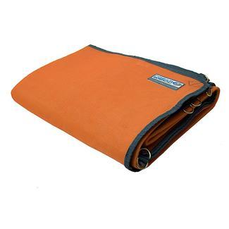 Sand Free Mat, Orange - 10' x 10'