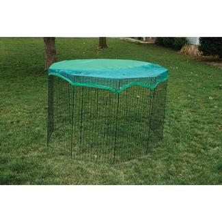 Large Pet Fence Cover