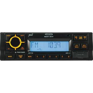 Jensen JHD1130B Heavy-Duty Stereo with Weatherband
