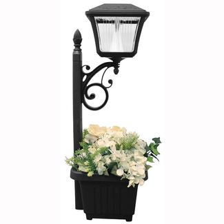 Plantern Solar Path Light with Planter