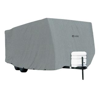 PolyPRO 1 Travel Trailer Cover, Fits 33'-35', Gray