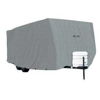 Classic Accessories OverDrive PolyPRO™ 1 Travel Trailer RV Cover, Fits 35' - 38' RV