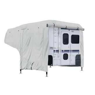 Overdrive PermaPro Camper Cover, Fits 8'-10', Gray