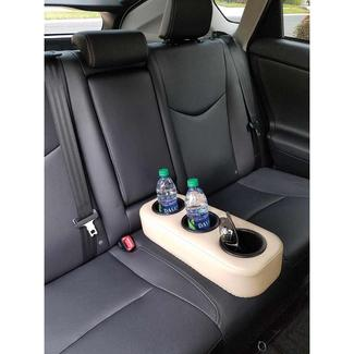 Cushion Buddy Portable Drink Holder, 3 Beverage
