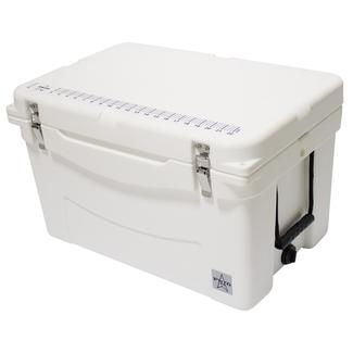 Frio Hard Side Ice Chest, White, 45 Qt.
