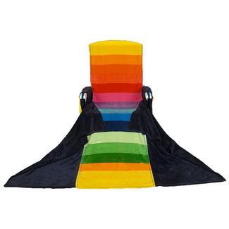 Chair Cozi, Multi Stripe