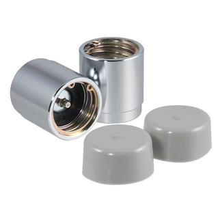 CURT Bearing Protectors, Set of 2 with dust covers, 1.78&quot&#x3b; hub dia.