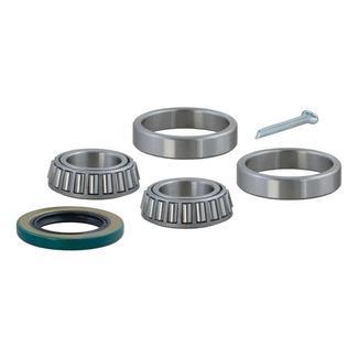 CURT Wheel Bearing Kit, Set of 2, Fits 1&quot&#x3b; inside diameter