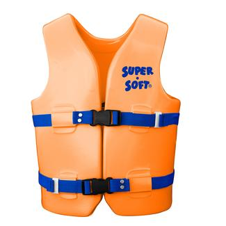 Super Soft Youth Life Vest, Medium, Orange Breeze