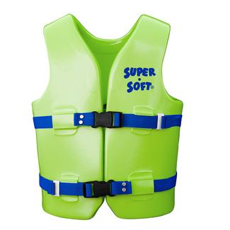 Super Soft Youth Life Vest, Medium, Kool Lime Green