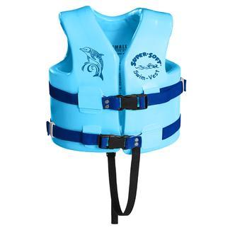 Super Soft Child Life Vest, X-Small, Marina Blue