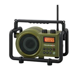 FM/AM/AUX-In Ultra Rugged Digital Tuning Radio Receiver