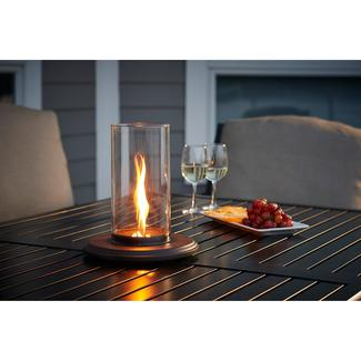 Intrigue Dining Table Fire Pit