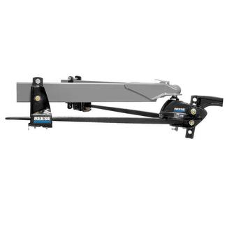 Reese Steadi-Flex Weigh Distributing Hitch, 14,000 lb. trailer weight, 1400 lb. tongue weight
