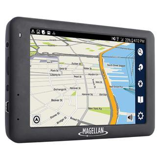 Magellan RoadMate 6620-LM GPS Navigator & Dash Camera