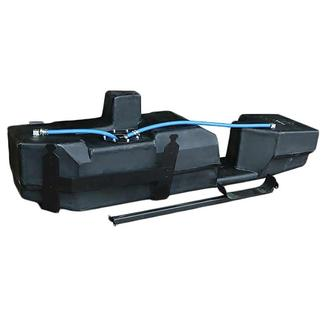 Titan Mid-Ship Extra Large Fuel Tank, GM Extended Cab, Short Bed 2001-2010