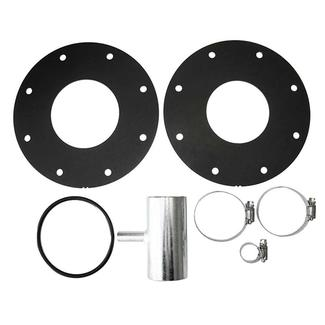 Titan LB7 Spare Tire Fuel Tank Installation Kit