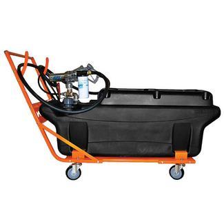 Titan Fuel Caddy, 60 Gallon with 12 Volt Pump