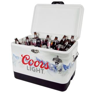 Coors Light Ice Chest, 54 Qt.