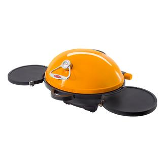 BUGG Mobile Grill, Amber