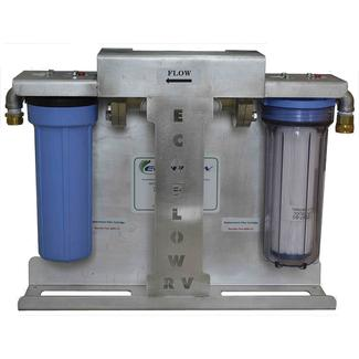 EcoFlow RV Hard Water Conditioner and Filter System
