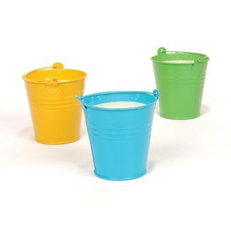 Mini Bucket Candle, 4.2 oz.