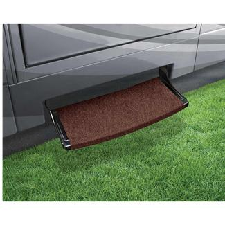 Outrigger Radius XT Step Rug, Brown