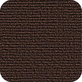 "Outrigger Step Rug, 18""W, Brown"